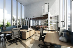aménagement de bureaux