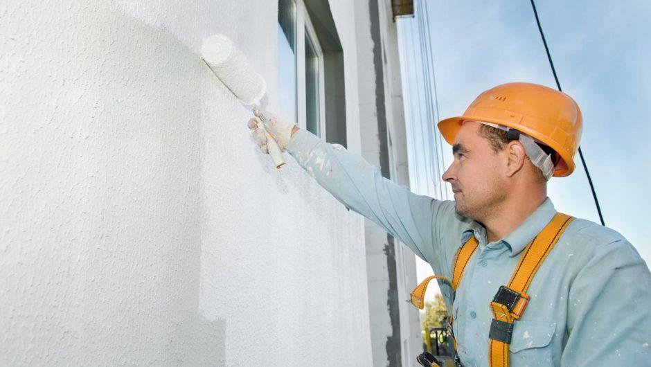 L'importance de bien choisir sa peinture de façade