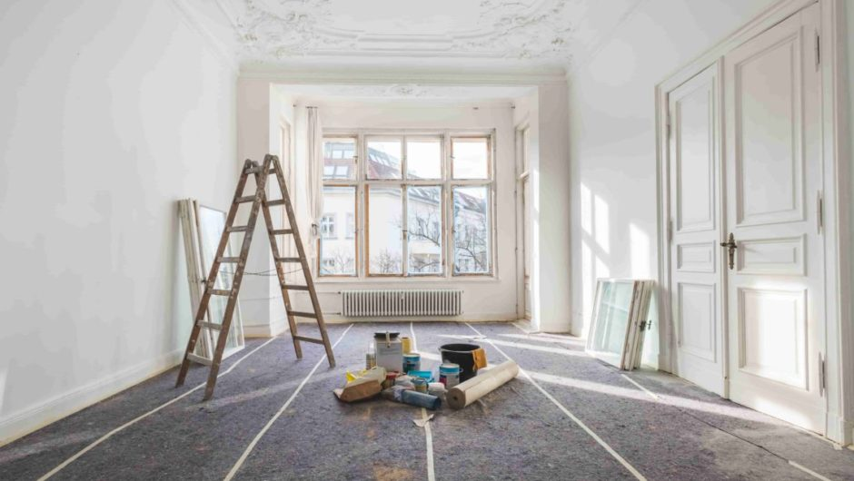 Peindre un bâtiment : quels sont les équipements utiles ?