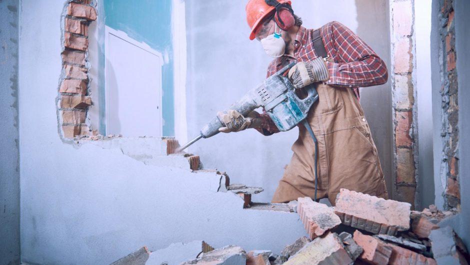 Les démarches pour la démolition, reconstruction avec modification d'une maison