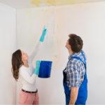 Les démarches pour réparer une fuite dans un mur