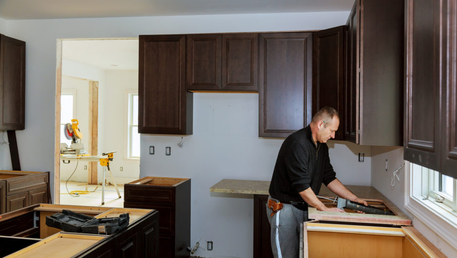 Rénovation d'une cuisine, les travaux à faire !