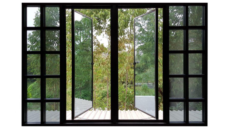 Devis pour la pose d'une fenêtre en alu