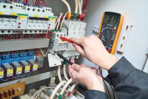 cablage pour un circuit domestique