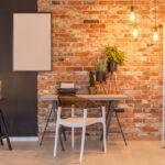 Bureau de style industriel : types de rideaux à commander