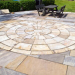 Décoration extérieure, pourquoi pas un carrelage ou une mosaïque dans le jardin