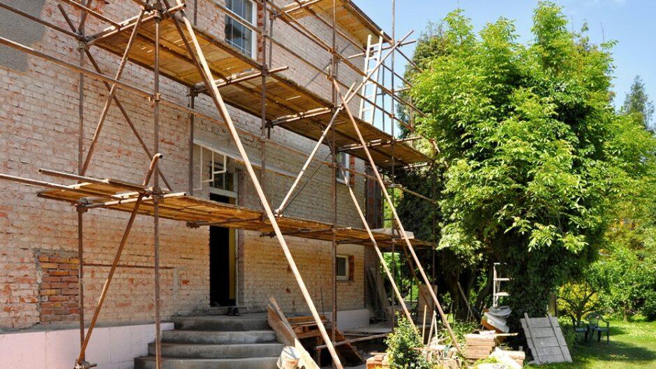 Les principales étapes de la rénovation complète d'une maison