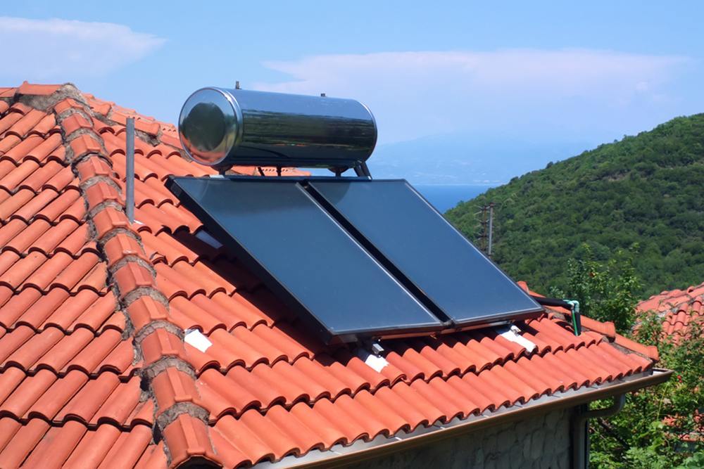 chaudière solaire