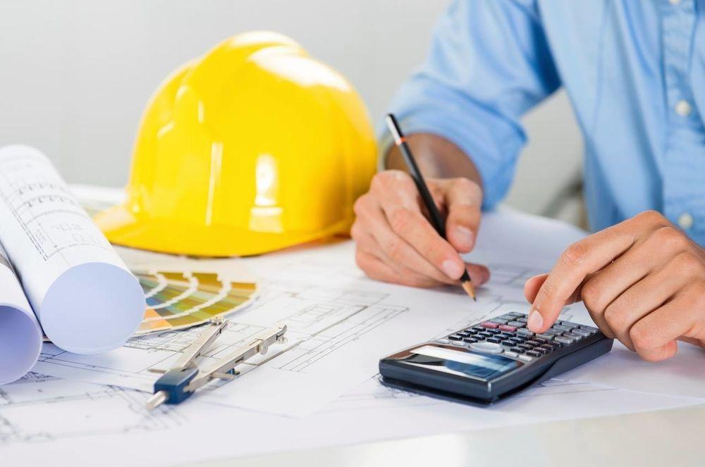 Calculer la construction d'une maison contemporaine